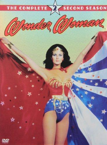 Wonder Woman: Complete Second Season (4 Dvd) [Edizione: Stati Uniti]