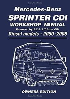 Best mercedes benz sprinter service manual Reviews