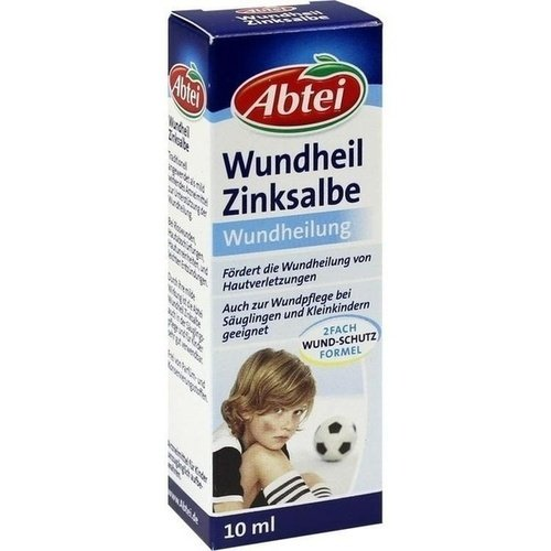 Abstands Wundheil zinkzalf