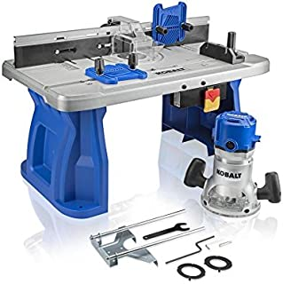 kobalt fixed corded router