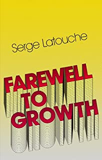 latouche farewell to growth