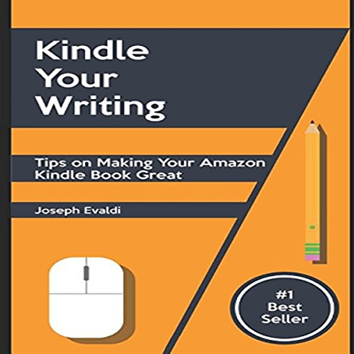 Kindle Your Writing audiobook cover art