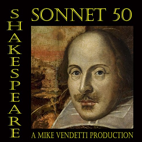 Sonnet 50 audiobook cover art