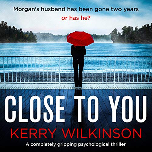 Close to You audiobook cover art