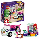 LEGO Friends Cat Grooming Car 41439 Building Kit; Collectible Toy That Makes a Great Holiday or Birthday Gift Idea, New 2021 (60 Pieces)