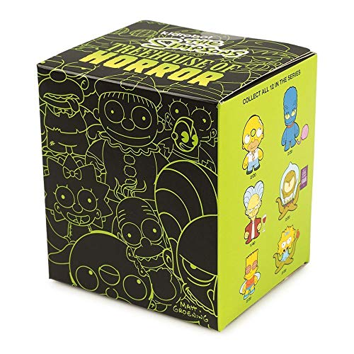 Kidrobot The Simpsons Series Tree House of Horrors Mini Action Figure
