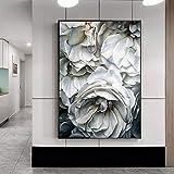 GJQFJBS Weltkarte Dekoration Wandkunst Leinwand Kunst Gemälde Wanddekoration Bild A4 40x50cm