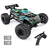 HAIBOXING RC Cars Hailstorm, 36+KM/H High Speed 4WD 1:18 Scale Electric Waterproof Truggy