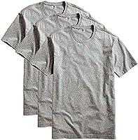 Kit com 3 Camisetas Masculina Basica Algodao Premium