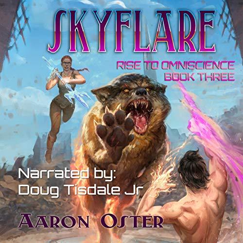 Page de couverture de Skyflare