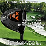 #1 Mini Golf Driver Illegal Distance Accuracy PGA Hot Custom Golf Club Compare Taylormade