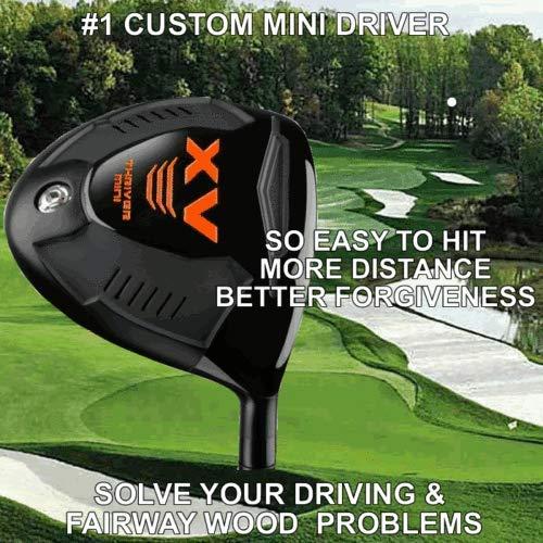 #1 Mini Golf Driver Illegal Distance Accuracy PGA Hot Custom Golf Club Compare Taylormade