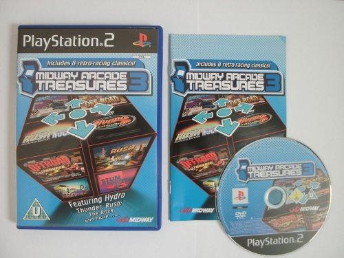Midway's Arcade Treasures 3 [Edizione: Regno Unito]
