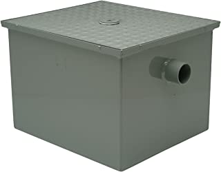 Zurn GT2700-10-2NH - Steel Grease Trap, 10 GPM 2