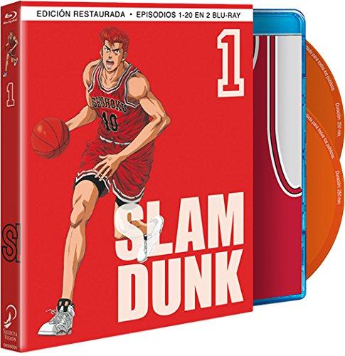 Slam Dunk Box 1 Blu-Ray [Blu-r...