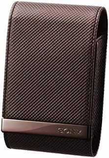 索尼 Sony ソフトキャリングケース 褐色 lcs-csvd / T