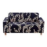 WXQY Estire la Cubierta de los Muebles,la Cubierta del Asiento del sofá de la Sala de Estar,la Cubierta del sofá la Cubierta del sofá de la protección del Animal doméstico A11 2 plazas