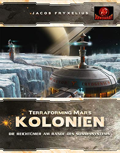 Schwerkraft-Verlag Terraforming Mars: Kolonien