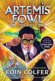 Eternity Code, The (Artemis Fowl, Book 3) by [Eoin Colfer]