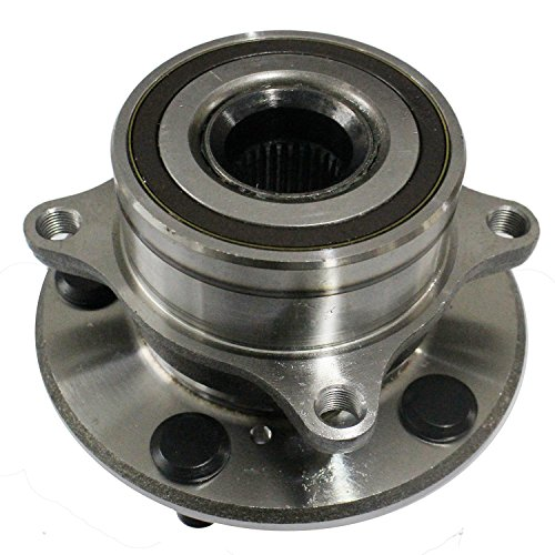 Wheel Hub and Bearing Assembly Front Axle 513267 Autoround Fit for Acura MDX/ZDX, Honda Pilot