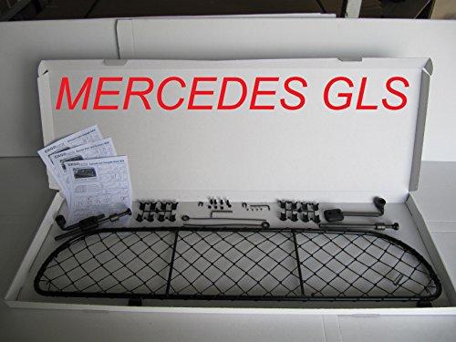 ERGOTECH Rejilla Separador protección RDA65-XL, para Perros y Maletas. Segura, Confortable para tu...