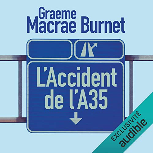 L'accident de l'A35  By  cover art