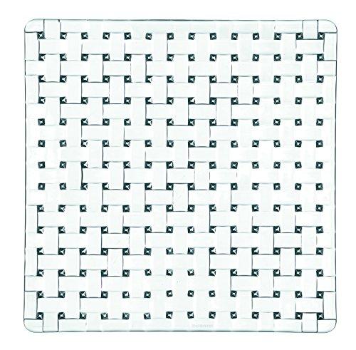 Spiegelau & Nachtmann, 2-teiliges Servierplatten-Set, Quadratisch, 21 cm, Kristallglas, Bossa Nova, 0097632-0
