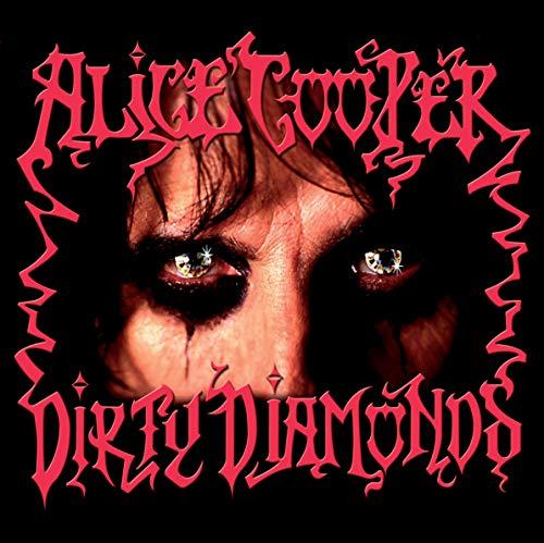 Alice Cooper - Dirty Diamonds [Vinyl LP]