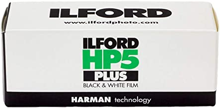 Ilford HP5 Plus Black and White Negative Film ISO 400 (120 Roll Film)