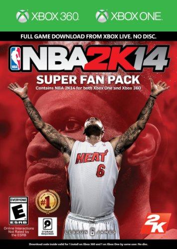 NBA 2k14 Super Fan Pack-Nla [USA]