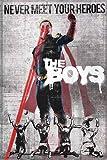 Boys, The - Poster - Homelander Stencil + Ü-Poster