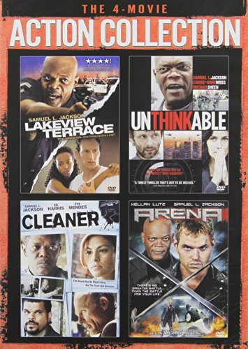 Arena (2011) / Cleaner / Lakeview Terrace / Unthinkable
