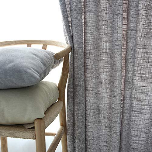 cortinas terciopelo gris perla