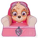 Toddler Kid's Comfy Foam Chair, Paw Patrol Skye