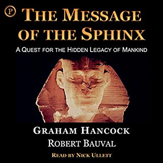 The Message of the Sphinx cover art