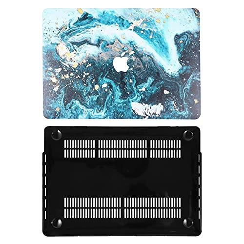 Lurrose Pintura Da Tampa Do Laptop Shell Laptop Compatível para Macbook Air 13