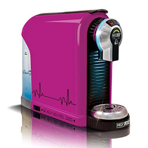 MediCap Revovery Kapselmaschine Basic, 19 Bar, violet