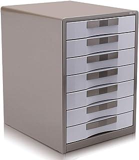 KANJJ-YU Supports à journaux Tiroir Sorter, Cabinet de nettoyage de bureau, tiroir verrouillé, armoire de données, support...