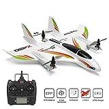 Hongzer Drone pour débutants, X450 Quadricoptère RC Portable avec Moteur sans balais, Avion à télécommande 6 canaux 2.4G 6-Gyro, Flip 3D / Maintien d'altitude, Grand Jouet pour Les Enfants Adultes