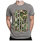 Men's July 4th T Shirt Summer Tees Independence Day Simple 3D Digital Print Graphic Short Sleeve Tops Novelty Blouse