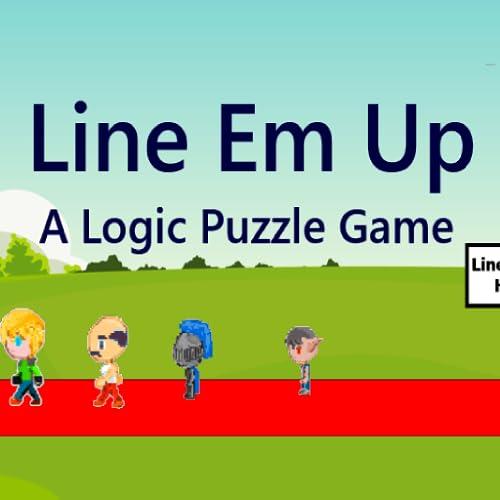 Line 'Em Up : A Logic Puzzle game