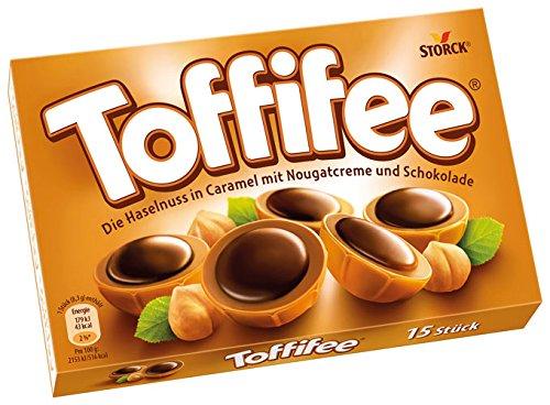 5x Toffifee - Toffifee - 125g