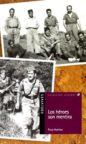 Los héroes son mentira: 141 (Alandar)
