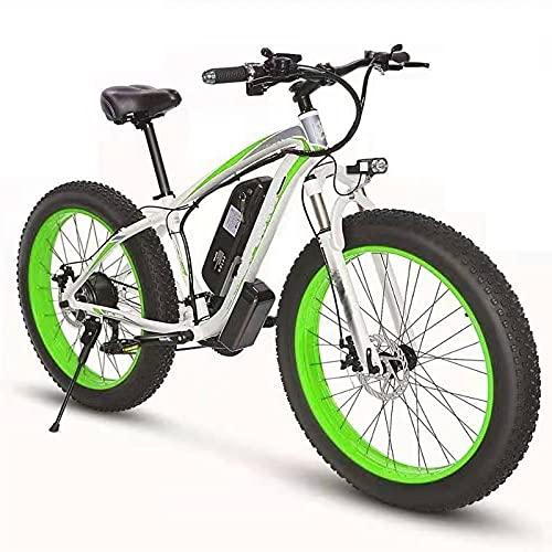 TERLEIA Bicicleta Eléctrica Ebike De Montaña De 21 Velocidades 26