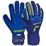 Reusch Attrakt Duo Goalkeeper Gloves Size 8
