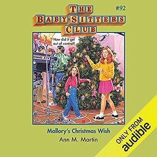 Mallory's Christmas Wish cover art