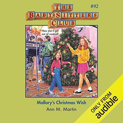 Mallory's Christmas Wish cover art