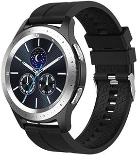 SAHWIN® Pulsera Fitness, Agua IP67 Reloj De Seguimiento De Actividad con Monitor De Frecuencia Cardíaca, Contador De Calorías, Pulsera Inteligente Resistente -Hombres Señora