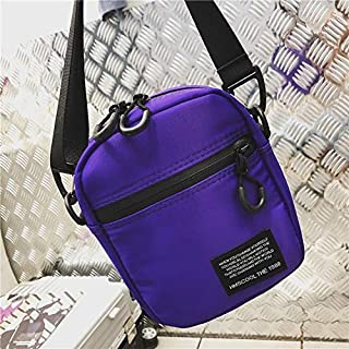 HAWEEL Anti-Theft Classic Retro Messenger Travel Fashion Travel Shoulder Crossbody Handbag Bags (Black) Sling Crossbody Mini Purse One Size