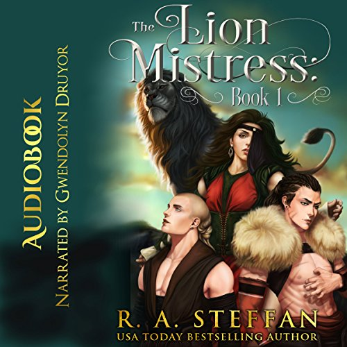 The Lion Mistress, Book 1 audiobook cover art